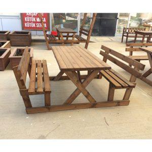 ahsap-piknik masası